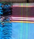 kikoi blue and purple detail