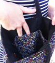 tote star small pockets