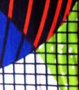 Kitenge Eighties detail